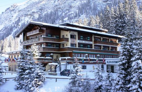 Foto Hotel: Hotel Kristberg, Lech am Arlberg