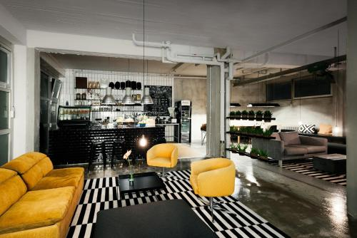 Wallyard Concept Hostel Berlin