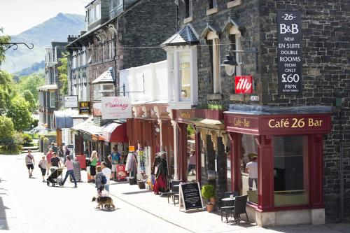 Hotel Pictures: Cafe Bar 26, Keswick