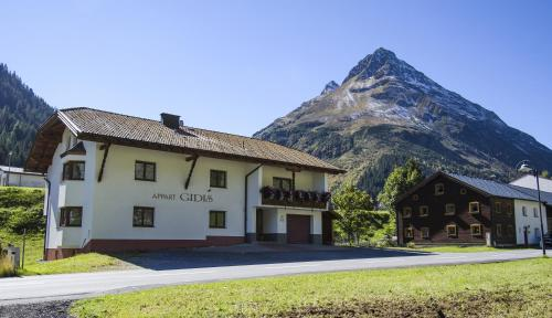 Foto Hotel: Appart Gidis, Galtür