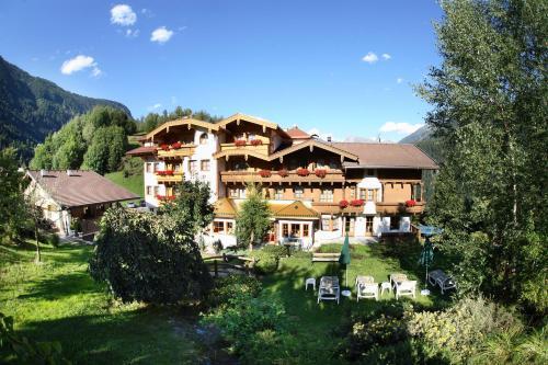 Fotografie hotelů: Hotel Dornauhof, Finkenberg
