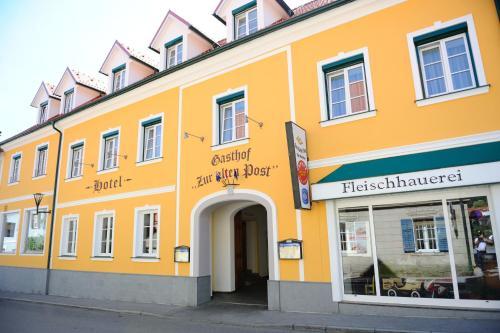 Hotellbilder: Hotel-Gasthof-Fleischerei - Zur alten Post, Schwanberg