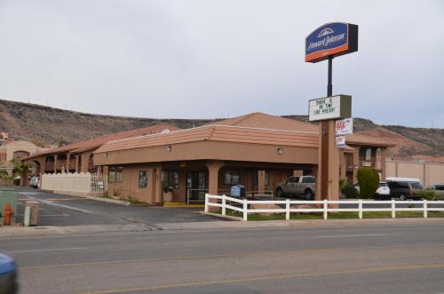 Howard Johnson Inn-Saint George