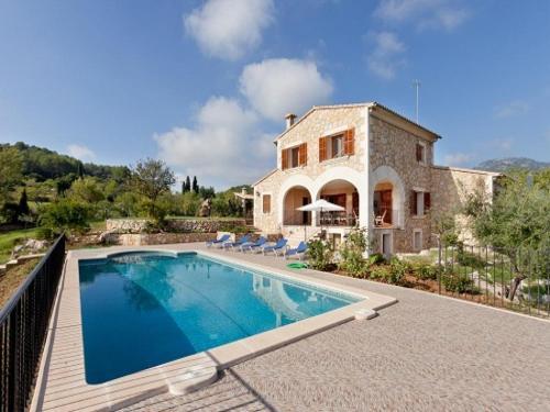 Villa in Campanet VIII