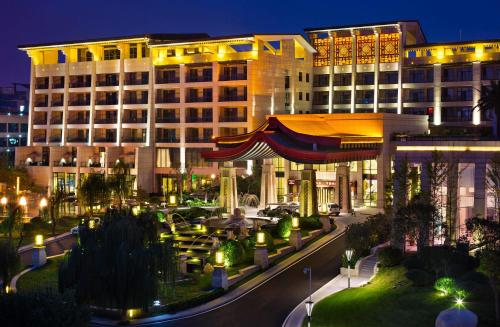 Hotel Pictures: Huaqing Aegean International Hot Spring Resort & Spa, Lintong