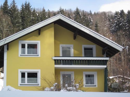 Fotos de l'hotel: Ferienwohnung am Mühlenweg, Ebenau