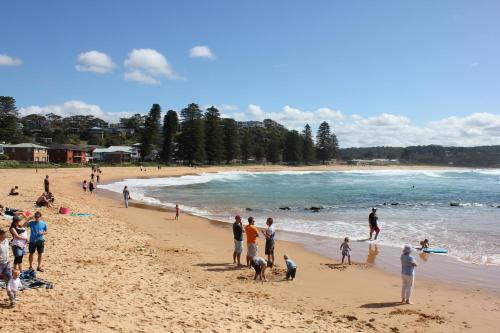 "Hotellikuvia: Avoca Beach ""Cape Cottage"", Avoca Beach"