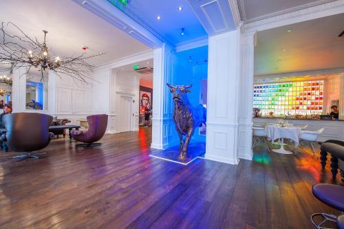 boutique hotels notting hill gate london south kensington london tourism viamichelin