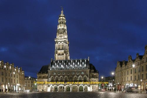 Hotel Pictures: Hôtel Diamant, Arras