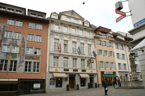 Hotel Pictures: Altstadt Hotel Krone Luzern, Luzern