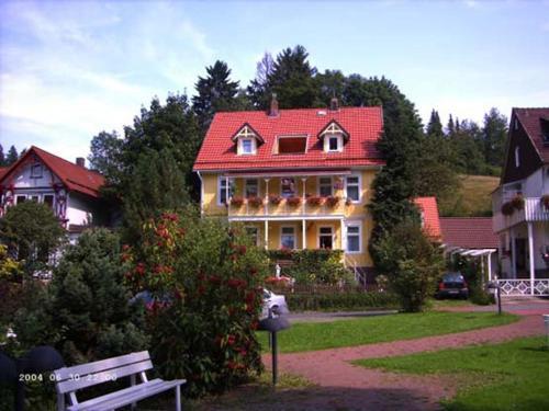 Hotel Pension Waldhaus Bad Grund Bad Grund Harz