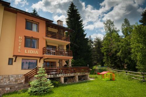 Φωτογραφίες: Family Hotel Lidia, Tsigov Chark