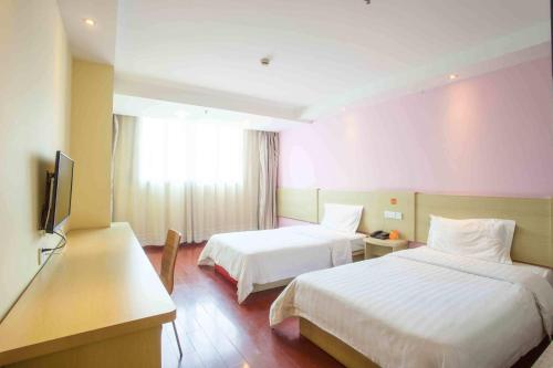 Hotel Pictures: 7Days Inn Penglai Dengzhou Road Dongshichang East Gate, Penglai