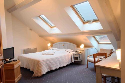 Hotel G�rard d'Alsace G�rardmer