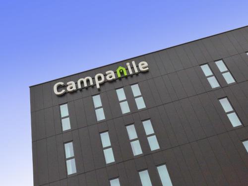 Hotel Pictures: Campanile Belfort Montbeliard - La Jonxion, Meroux