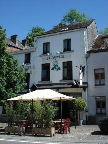 Fotografie hotelů: Hotel La Fayette, Rochefort
