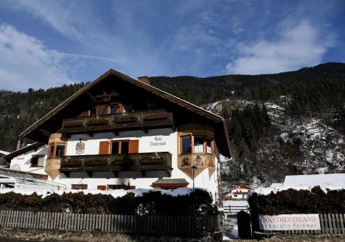Hotelbilleder: Haus Tirolerland, Oetz