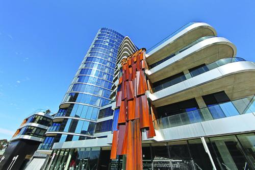 Foto Hotel: Accommodate Canberra- The Apartments Canberra City, Canberra