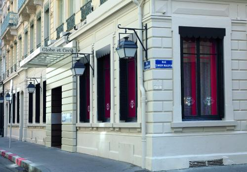 Hotel des celestins lyon viamichelin informatie en for Hotels 69002 lyon