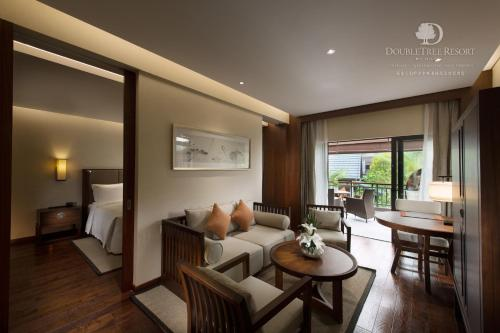 DoubleTree Resort By Hilton Hotel Hainan - Qixianling Hot Spring