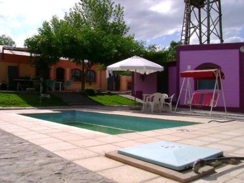 ホテル写真: Cabañas El Mangrullo, El Challao