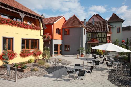 Hotel les Portes de la Vall�e Turckheim