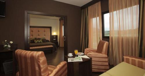 Hotel Pictures: Complejo Leo 24H, Monesterio