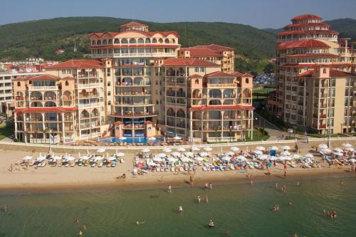Hotellikuvia: Atrium Beach and Spa Hotel All Inclusive, Elenite
