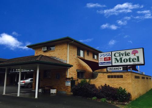 Hotelbilleder: Civic Motel Grafton, Grafton