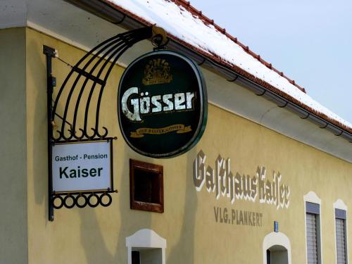 酒店图片: Gasthof Kaiser, 格兰河畔圣法伊特