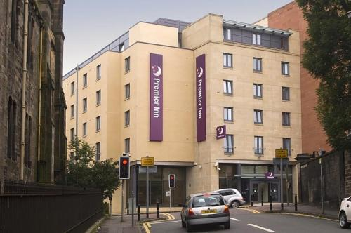 Hotel Pictures: Premier Inn Edinburgh Central, Edinburgh