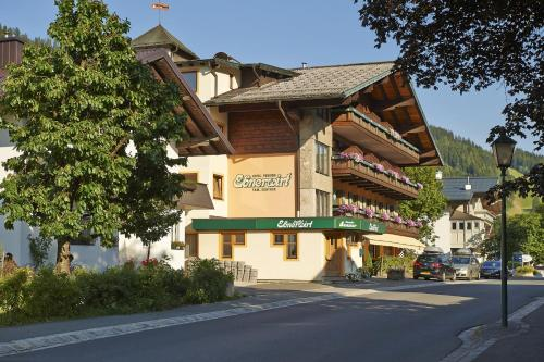 Fotos do Hotel: Pension Ebnerwirt, Eben im Pongau