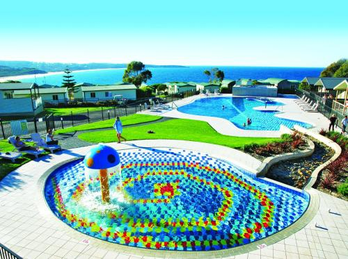 Foto Hotel: NRMA Merimbula Beach Holiday Park, Merimbula