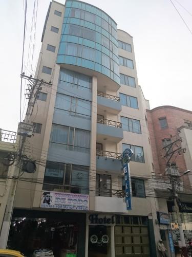 Hotel Pictures: Hotel El Nogal, Ipiales