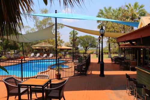 ホテル写真: Kimberley Hotel, Halls Creek