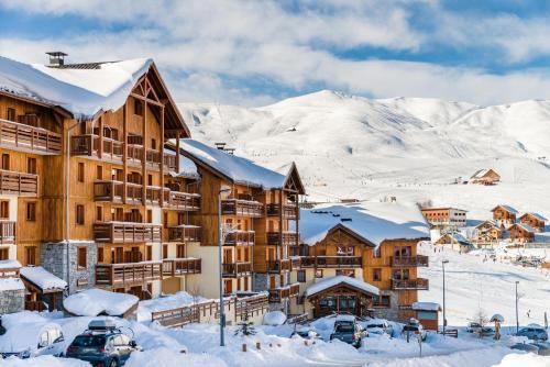 Hotel Pictures: , La Toussuire