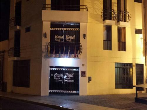 Hostal Plazuela El Recreo