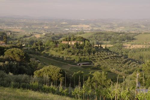 Panorama of Tuscany
