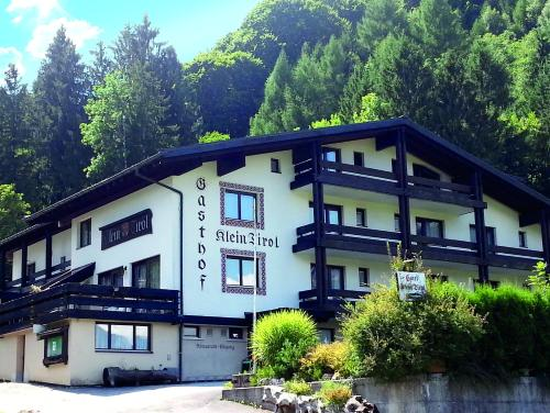 Hotellikuvia: Gasthof Klein Tirol, Vandans