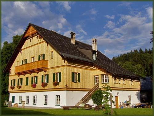 Hotellbilder: Die Traunmühle, Bad Aussee