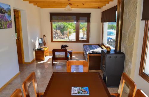 Fotografie hotelů: Cabañas Ruta 63, Villa Meliquina