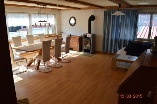 Wohnung Garage Burgseeli