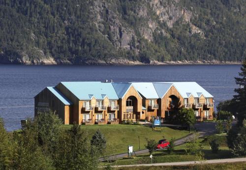 Hotel Pictures: Auberge des Battures, La Baie