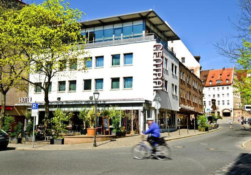 Essigbr tlein nuremberg a michelin guide restaurant for Nurnberg hotel