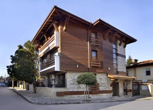 Foto Hotel: , Perushtitsa