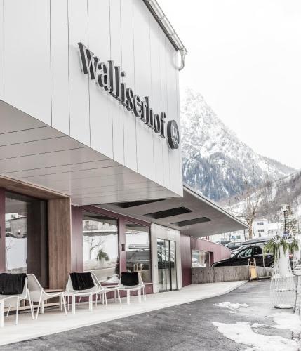 Hotellikuvia: Walliserhof, Brand