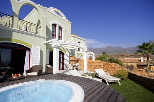 Hotel Suite Villa María