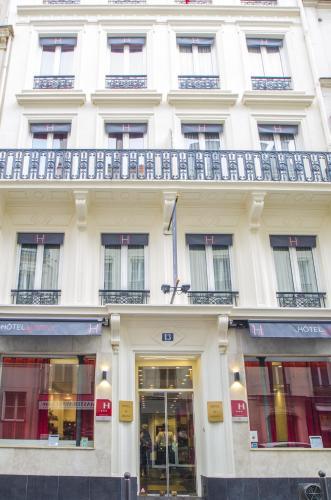 Hotel Migny Opera  Fran U00e7a Paris