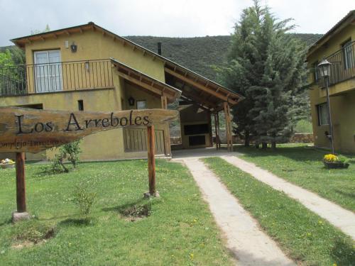 酒店图片: Cabañas Los Arreboles, Potrerillos