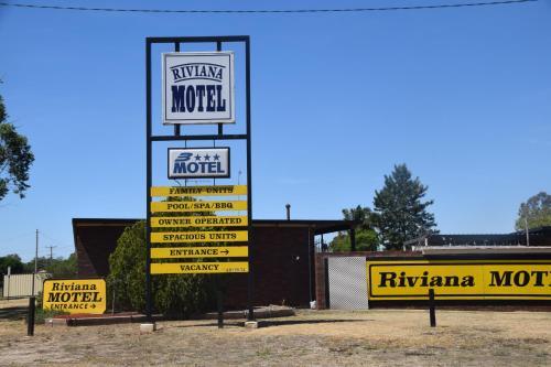 Hotellikuvia: Riviana Motel, Deniliquin